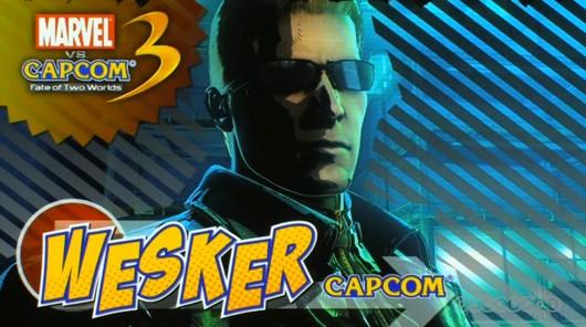 Pensei que o Wesker tinha morrido em RE5