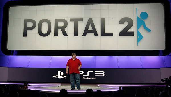 portal 2 ps3 vs pc. Portal 2 for Playstation 3