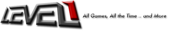 Level One Gaming logo