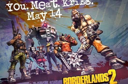 LEVELONE News » Borderlands 2 New Vault Hunter Dlc