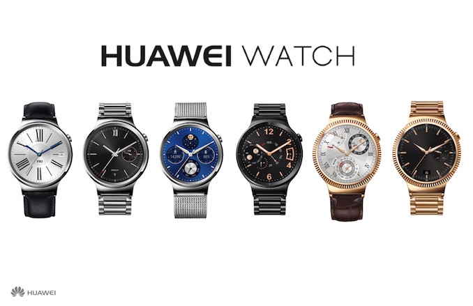 Huawei-Watch-collection