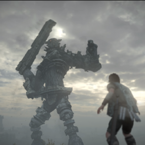 Shadow the the Colossus