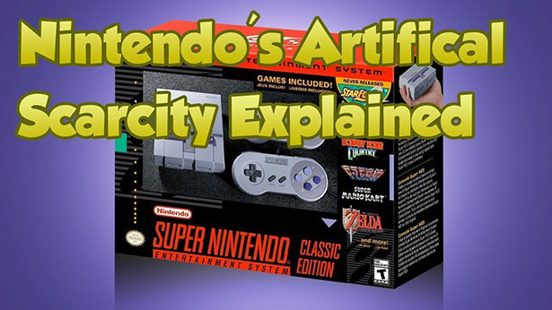 snes-classic-hard-to-get