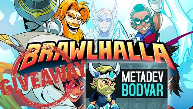 Brawlhalla Metadev Code